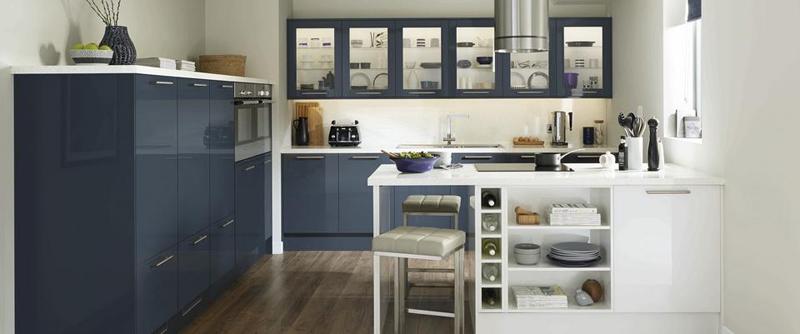 Kitchen Trends 2015 Blue Sm Mckeown Building Contractors
